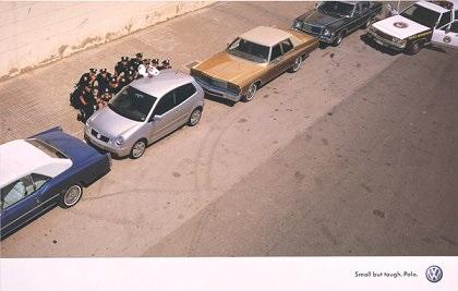 2004 Volkswagen Polo - Small, but tough
