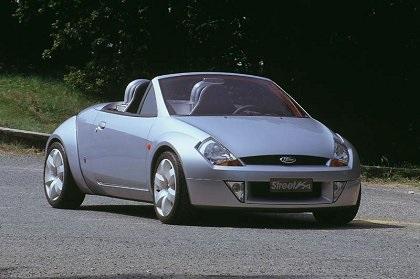 2000 Ford Street Ka (Ghia)