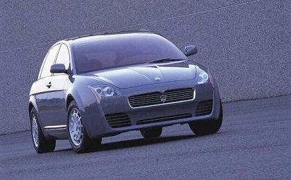 2000 Maserati Buran (ItalDesign)