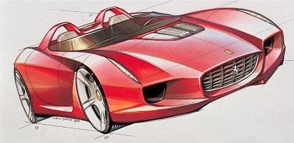 2000 Ferrari Rossa (Pininfarina)