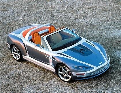 2001 Aston Martin 2020 (ItalDesign)