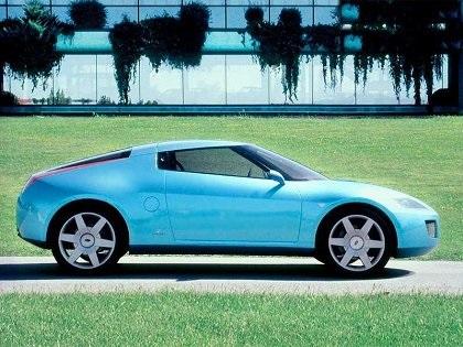 2001 Ford Start (Pininfarina)