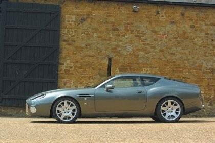 2002 Aston Martin DB7 (Zagato)