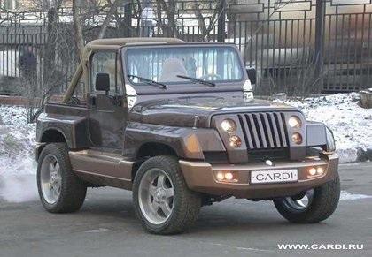 2002 Jeep Wrangler (Cardi)