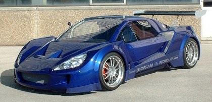 2003 Sbarro GTR