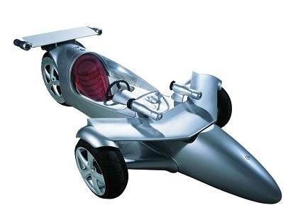 2003 Sbarro Independent wheel drive