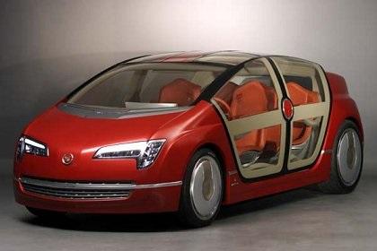 2005 Cadillac Villa (Bertone)