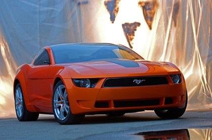 2006 Ford Mustang (ItalDesign)