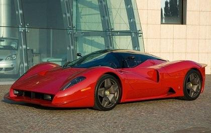 2006 Ferrari P4/5 (Pininfarina)