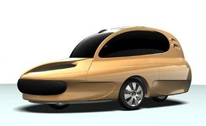 2007 Sbarro Assystem City Car
