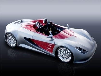 2007 Sbarro Turbo S20 Barchetta