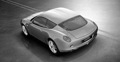 2007 Maserati GS (Zagato)