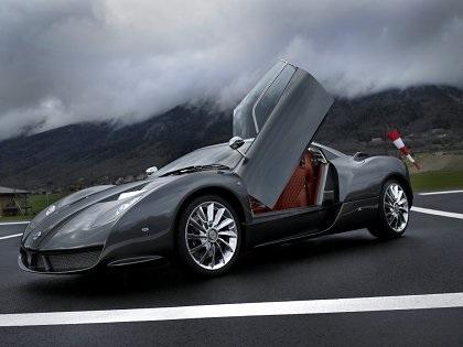 2007 Spyker C12 (Zagato)