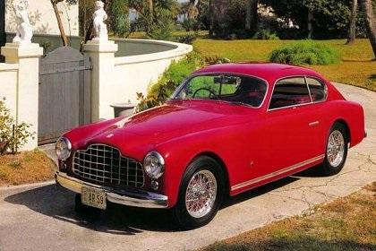 1950 Ferrari 195 Coupe (Ghia)