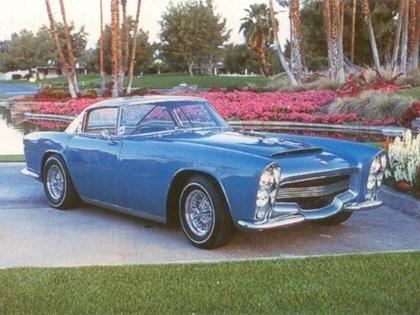 1953 Dodge Zeder (Bertone)