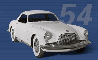 1954 DeSoto Adventurer I  (Ghia)