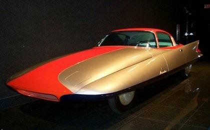 Ghia Gilda I, 1955