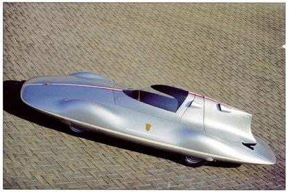 1956 Abarth Record (Bertone)