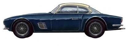 1956 Ferrari 250 GT Berlina (Zagato)