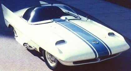 1958 Simca Special (Ghia)