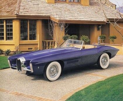 1965 Bugatti Type-101C (Ghia)