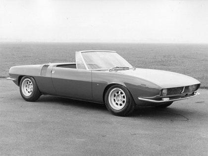 1966 DeTomaso Pampero (Ghia)