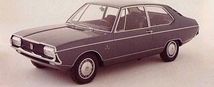 1967 Fiat 125 Executive (Bertone)