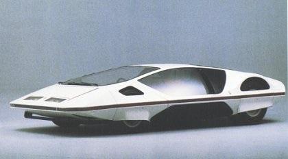1970 Ferrari Modulo (Pininfarina)