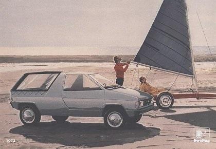 1973 Peugeot Safari (Heuliez)