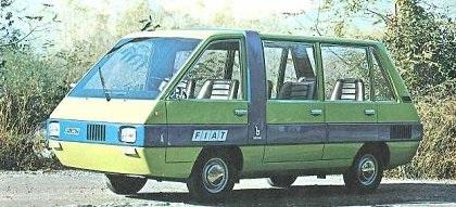 1975 Fiat Visitors Bus (Bertone)