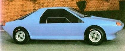 1975 Zagato Zeta 80