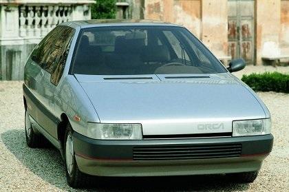 1982 Lancia Orca (ItalDesign)