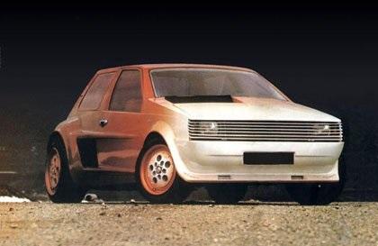 1982 Sbarro Super Twelve