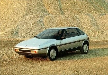 1983 Renault Gabbiano (ItalDesign)