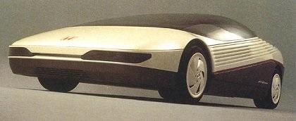 1984 Honda HP-X (Pininfarina)