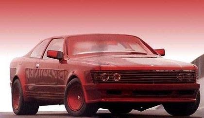 1984 Mercedes-Benz Biturbo (Sbarro)