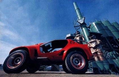 1987 Sbarro Monster G