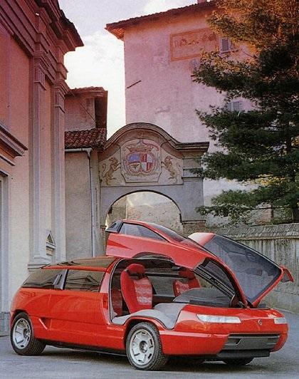 1988 Lamborghini Genesis (Bertone)