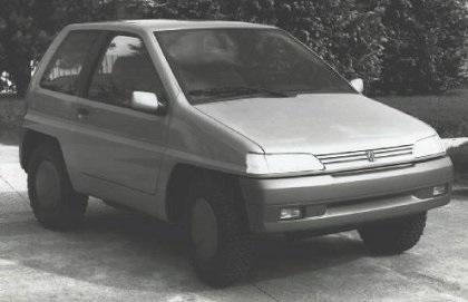 1989 Peugeot Agades (Heuliez)