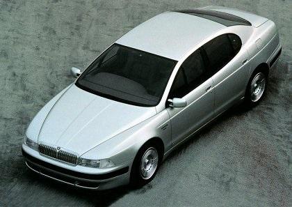 1990 Jaguar Kensington (ItalDesign)