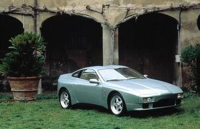 1992 Nissan 300 Bambu (Zagato)