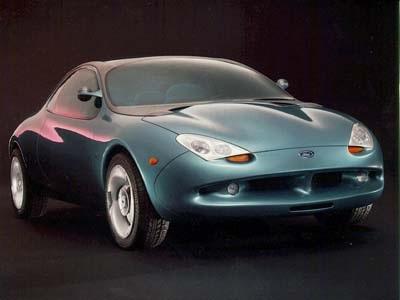 1994 Ford Arioso (Ghia)