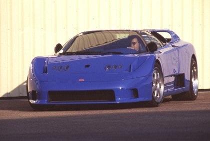 1994 Bugatti Cyan (Rinspeed)