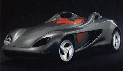 1995 Sbarro Alcador