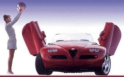 1996 Alfa Romeo Issima (Sbarro)