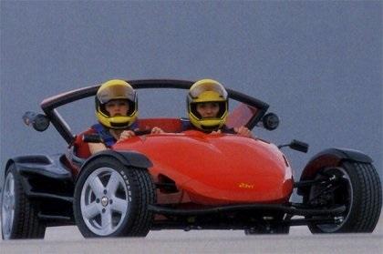 1997 Sbarro Be Twin