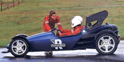 1997 Sbarro Formule Rhin