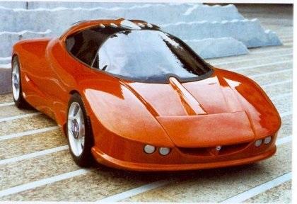 1997 Lancia Ionos (Sbarro)