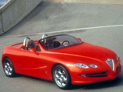 1998 Alfa Romeo Dardo (Pininfarina)