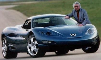1998 Peugeot Crisalys (Sbarro)